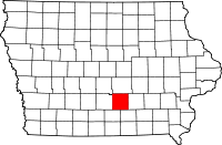 Marion County in Iowa