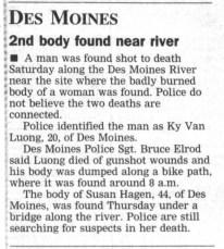 From The Cedar Rapids Gazette, Feb. 15, 1998