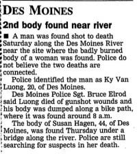 Courtesy Cedar Rapids Gazette