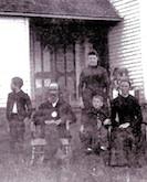 John Hossack family