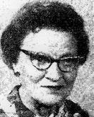 Martha Kistenmacher