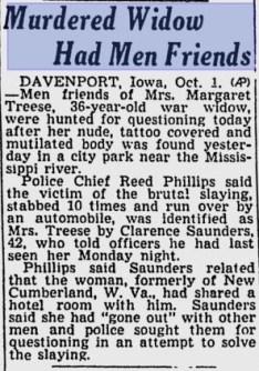 Courtesy the Spokane Daily Chronicle, Oct. 1, 1947