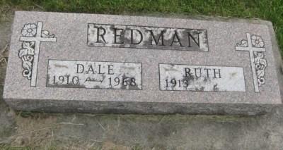 dale-redman-gravestone