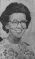 Dorothy Miller (Courtesy Burlington Hawk-Eye)