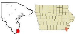 Keokuk in Lee County
