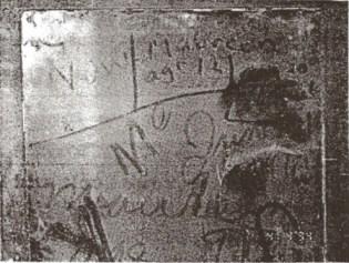 Farley - basement message