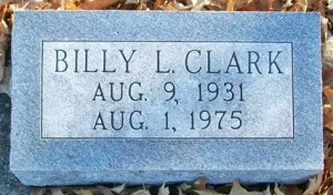 billy-lee-clark-gravestone