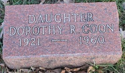 dorothy-coon-gravestone