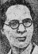 Myrtle Cook (Courtesy Waterloo Courier)