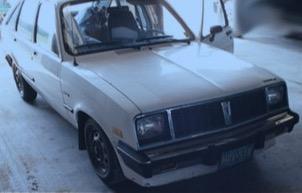 Tammy Zywicki's Pontiac T1000