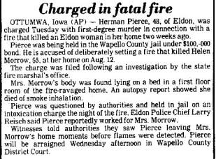 Courtesy Oelwein Daily Register, Aug. 27, 1980
