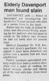 Courtesy The Gazette, Feb. 15, 1988