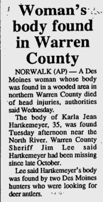 Courtesy Spencer Daily Reporter, March 14, 1996