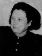 Norma Maynard (Courtesy Iowa Dept. of Public Safety)