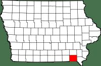 Van Buren County Iowa