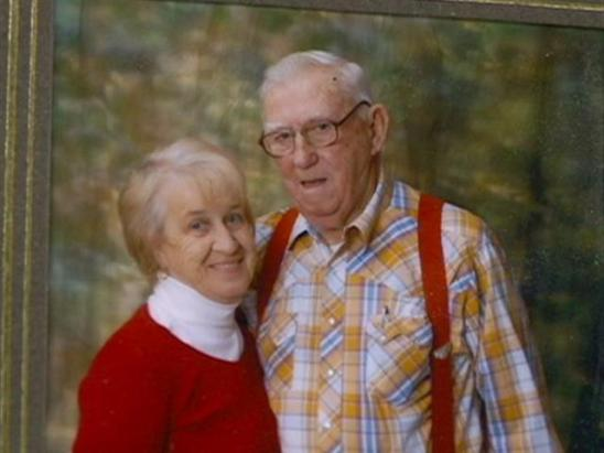 Bill and Kay Wood