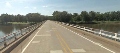 The Dougherty Bridge