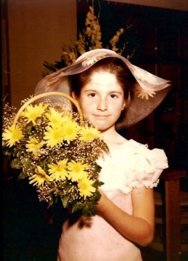 Patricia Veach June 28, 1969 at wedding