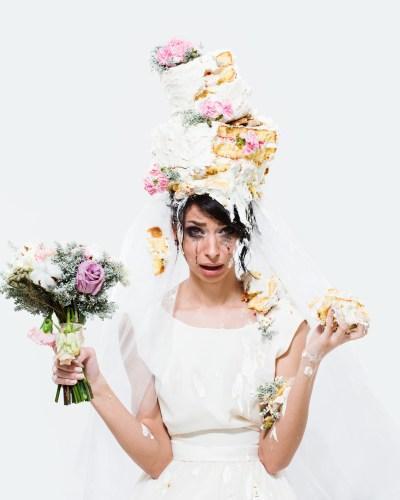 Pinterest Bride Gone Bad