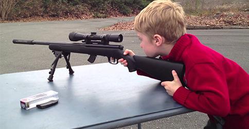 Suppressed kid