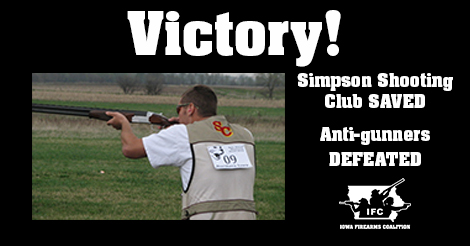 Simpson Victory Shooting Club Saved Anti Gunners Defeated