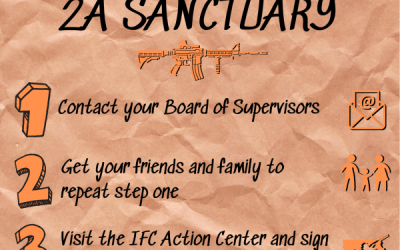 Is Your County a 2A Sanctuary Yet?