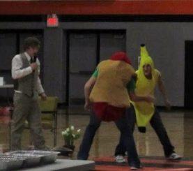 Banana vs Hotdog