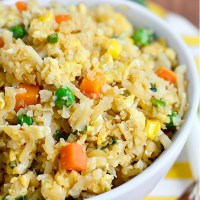 Cauliflower Fried Rice