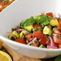Italian Guacamole Salad