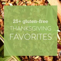 25+ Gluten Free Thanksgiving Recipes