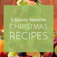 5 Family-Favorite Gluten-Free Christmas Recipes