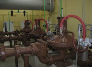 Primary Sludge Pumps