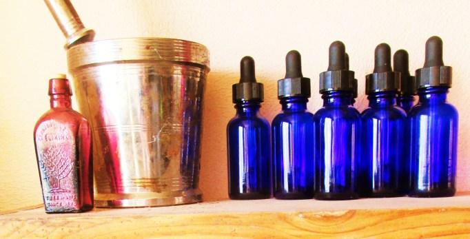 Bottles Apothecary | Iowa Herbalist