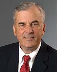 Iowa Utilities Board member Richard Lozier, a former legal adviser for a pro-pipeline group.