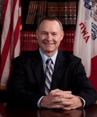 State Treasurer Michael Fitzgerald.
