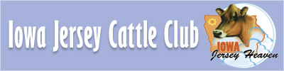 Iowa Jersey Cattle Club Logo