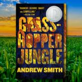 Grasshopper Jungle book cover