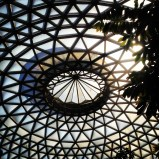 Geodesic dome!
