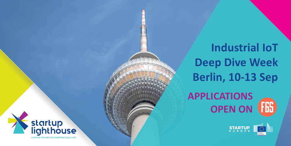 IOX bei der Deep Dive Week Berlin