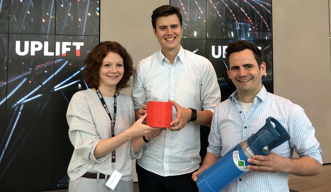 Vodafone-und-IOX-Lab-mit-der-vernetzten-Waage