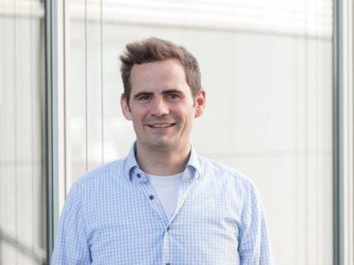 Robert Jänisch, CEO IOX