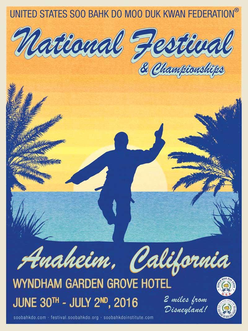 National Festival Poster 2016