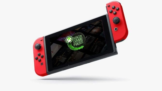 Xbox on Switch is the kind of rumor kids share from their uncle who works at Nintendo, but it's in keeping with Microsoft's future plans.