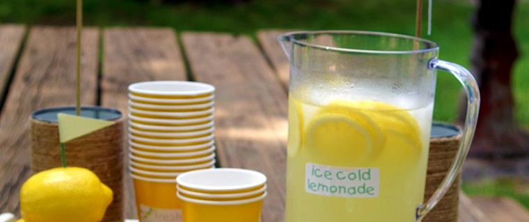 Innovation Statement? The Government Doesn't Even Allow Lemonade Stands