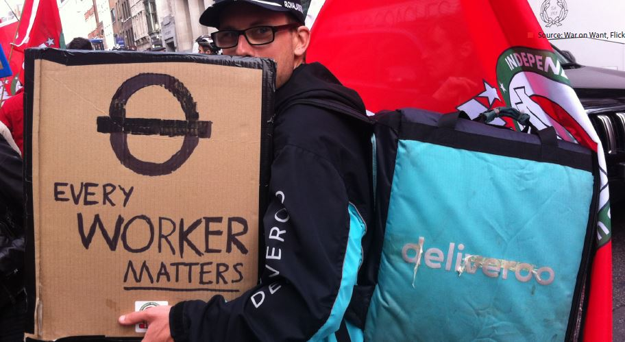 A Platform to Work: The Sharing Economy