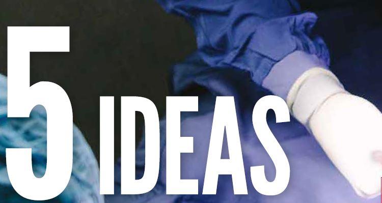 FIVE IDEAS TO FIX AUSTRALIA