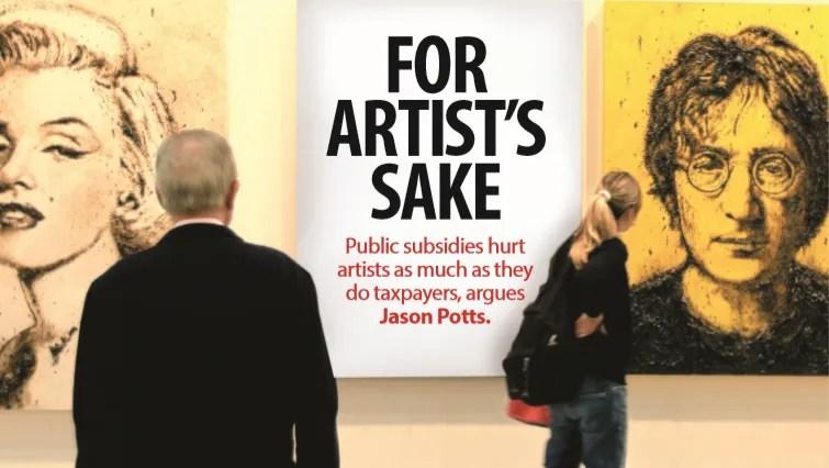 For Artist's Sake