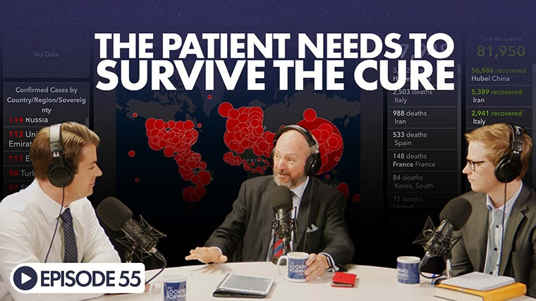 The Looking Forward Podcast Episode 55: The Patient Needs to Survive the Cure