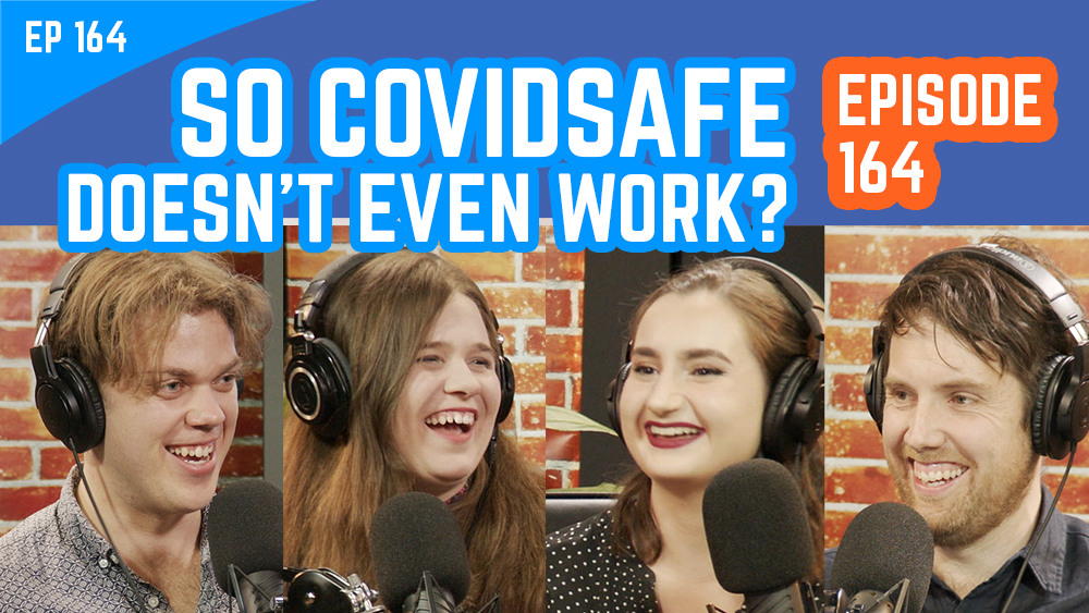 The Young IPA Podcast Episode 164: So COVIDSafe Doesn't Even Work?