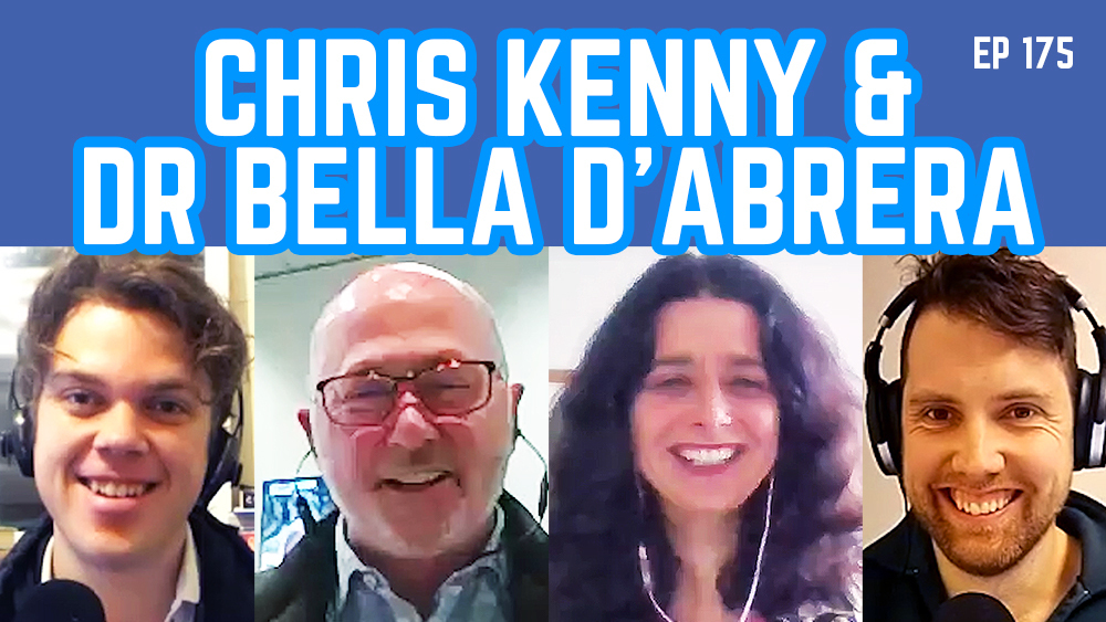 The Young IPA Podcast 175: Chris Kenny & Dr Bella d'Abrera